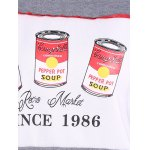 Since 1986 Graphic Can Print Sweatshirt for sale