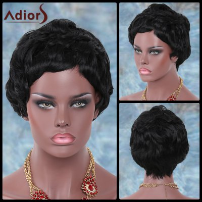 Adiors Outstanding Short Straight Synthetic Wig