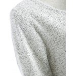 Star Letter Pattern Sweater for sale