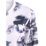 Chinese Painting Zip Up Jacket deal
