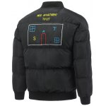 cheap Side Pocket Embroidered Padded Jacket