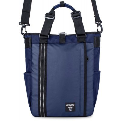 Convertible Side Pockets Backpack