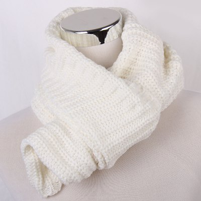 winter-loose-knitted-infinity-scarf
