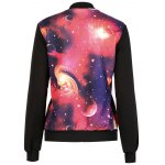 cheap Galaxy Zip Up Jacket