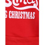 best Active Merry Christmas Drawstring Hoodie