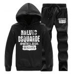 Graphic Printed Pullover Hoodie Twinset deal