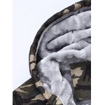 Thermal Camouflage Cool Zip Up Hoodies for Men deal