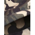 Thermal Camouflage Cool Zip Up Hoodies for Men photo