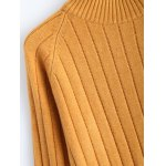 Ribbed Long Knitted Sweater deal