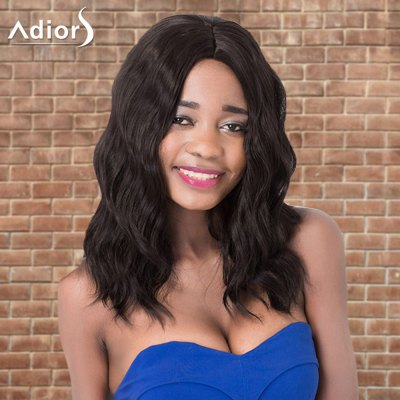 Adiors Long Wavy Middle Parting Synthetic Wig