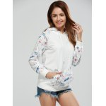 cheap Long Sleeve Letter Print Funny Hoodie