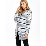 Active Christmas Snowflake Knit Hoodie deal