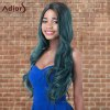 Adiors Colormix Long Shaggy Wavy Side Parting Synthetic Wig