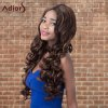 cheap Adiors Highlight Long Shaggy Wavy Centre Parting Synthetic Wig