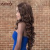 Adiors Highlight Long Shaggy Wavy Centre Parting Synthetic Wig for sale