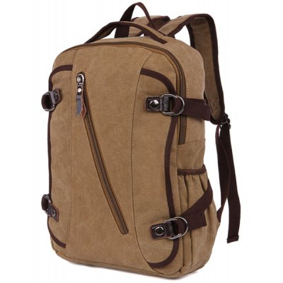 Multifunctional Canvas Backpack