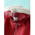 cheap Sueded Padded Jacket