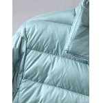 cheap Zip Up Casual Down Jacket