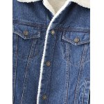 BF Fleece Denim Jacket deal