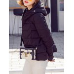 Hooded Zip Up Puffer Jacket deal