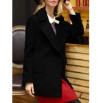 cheap Lapel Cashmere Coat