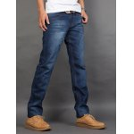 Straight Leg Zip Fly Jeans deal