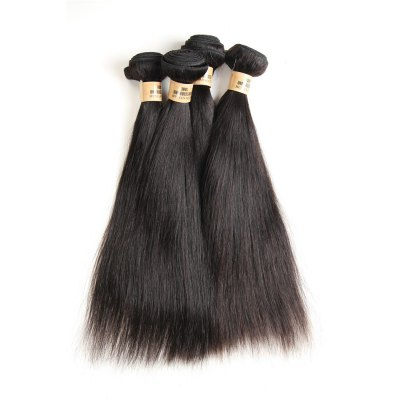 1 Pc/Lot Straight 5A Remy Brazilian Hair WeaveHair Weaves<br>1 Pc/Lot Straight 5A Remy Brazilian Hair Weave<br><br>Type: Human Hair Weaves<br>Hair Grade: 5A Remy Hair<br>Source: Brazilian Hair<br>Material: Human Hair<br>Style: Straight<br>Hair Quality: Remy Hair<br>Color: Natural Black<br>Color Type : Pure Color<br>Weight: 0.150kg<br>Package Contents(pcs): 1pc