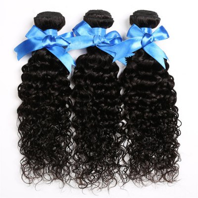 1 Pc/Lot 5A Remy Deep Curly Brazilian Hair Weave