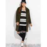 Thicken Wool Coat with Pockets photo