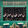 best Merry Christmas Snowman Decorative Wall Stickers