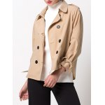 Epaulet Double Breasted Jacket deal