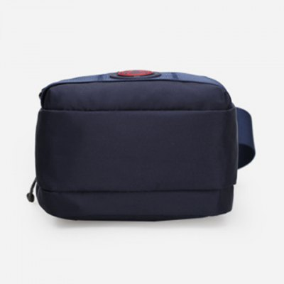 Zipper Dark Colour Nylon Crossbody BagMens Bags<br>Zipper Dark Colour Nylon Crossbody Bag<br><br>Gender: For Men<br>Pattern Type: Others<br>Closure Type: Zipper<br>Main Material: Nylon<br>Length: 14CM<br>Width: 7CM<br>Height: 18CM<br>Weight: 0.320kg<br>Package Contents: 1 x Crossbody Bag