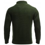 Flat Knitted Pullover Toggle Sweater deal