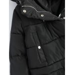Hooded Padded Snow Coat deal