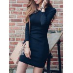 Long Sleeves Bodycon Dress deal