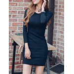 cheap Long Sleeves Bodycon Dress