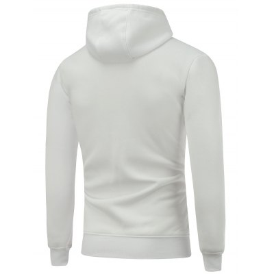 Hooded Long Sleeve Bare Father Christmas Print HoodieMens Hoodies &amp; Sweatshirts<br>Hooded Long Sleeve Bare Father Christmas Print Hoodie<br><br>Material: Cotton,Polyester<br>Clothing Length: Regular<br>Sleeve Length: Full<br>Style: Fashion<br>Weight: 0.550kg<br>Package Contents: 1 x Hoodie