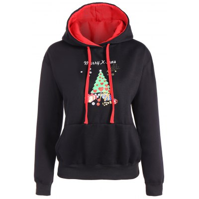 Christmas Graphic Hoodie