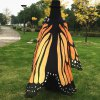 Butterfly Wing Cape Scarf for sale