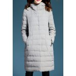Hooded Oversized Down Coat deal