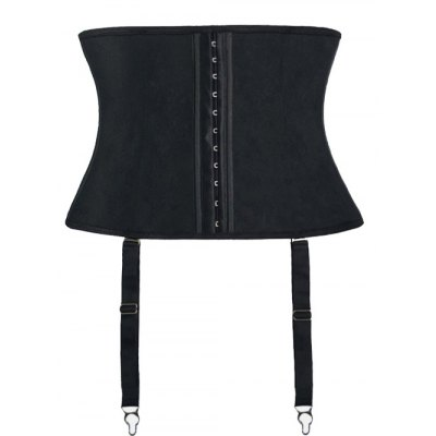 strapless-waist-training-corset-with-strap