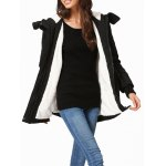 Hooded High Low Parka deal