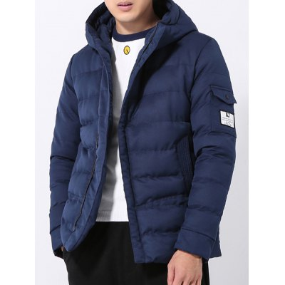 Zip Up Padded Jacket