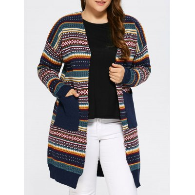 Tribal Knitted Cardigan