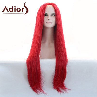Adiors Hair Gorgeous Long Straight Lace Front Synthetic Wig