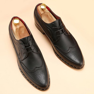 Point Toe Casual Shoes