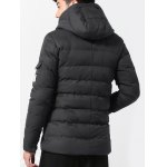 cheap Zip Up Padded Jacket