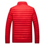 cheap Zipper Down Jacket