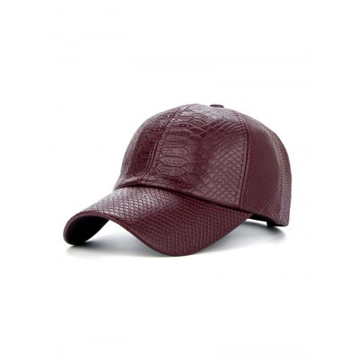 PU Baseball Hat