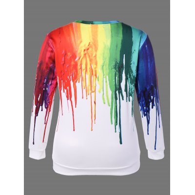 plus-size-3d-paint-print-sweatshirt